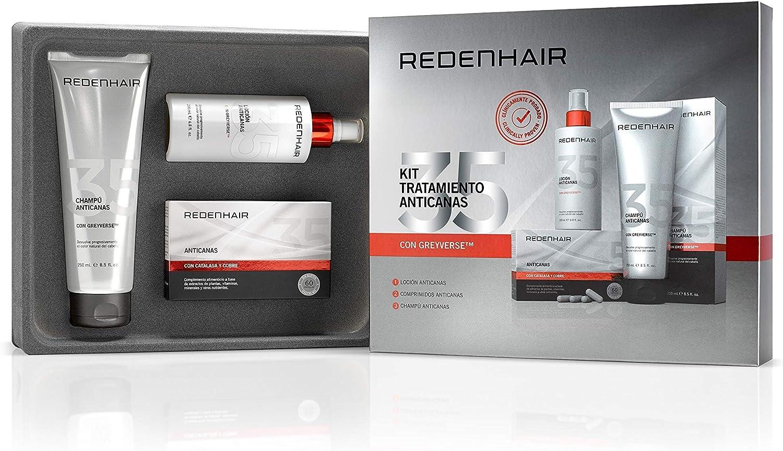 Kit Tratamiento Anticanas para el cabello