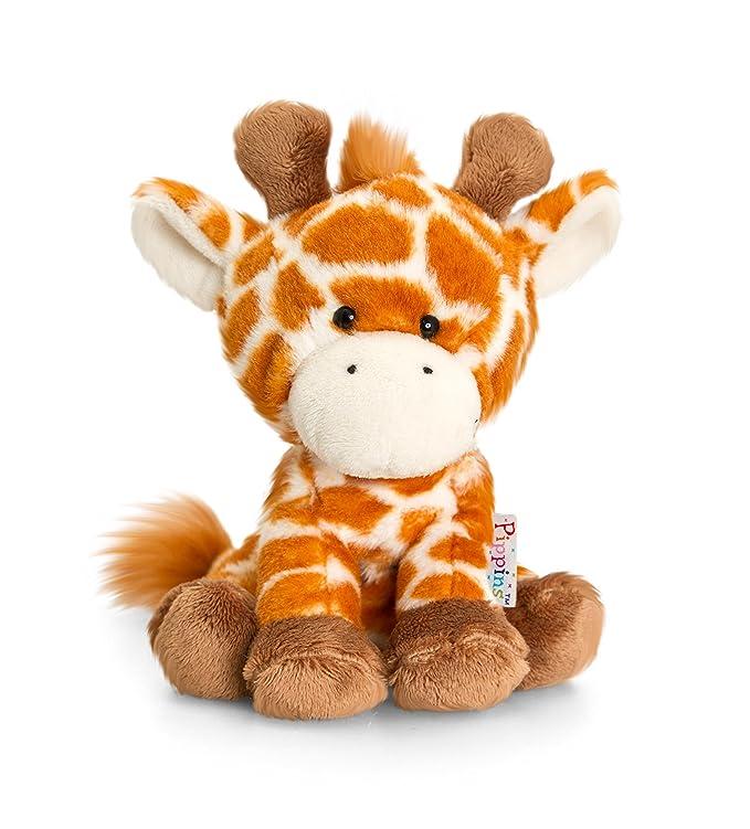 Keel Toys 14 cm Pippins Giraffe  Amazon.co.uk  Toys   Games a2e7ff9fa469