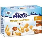 Alete Mahlzeit zum Trinken Keks, 6er Pack (6 x 400 ml)