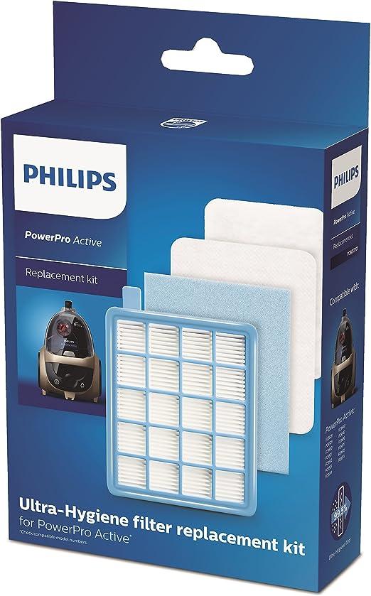 Philips Kit de repuestos FC8017/01 - Accesorio para aspiradora ...