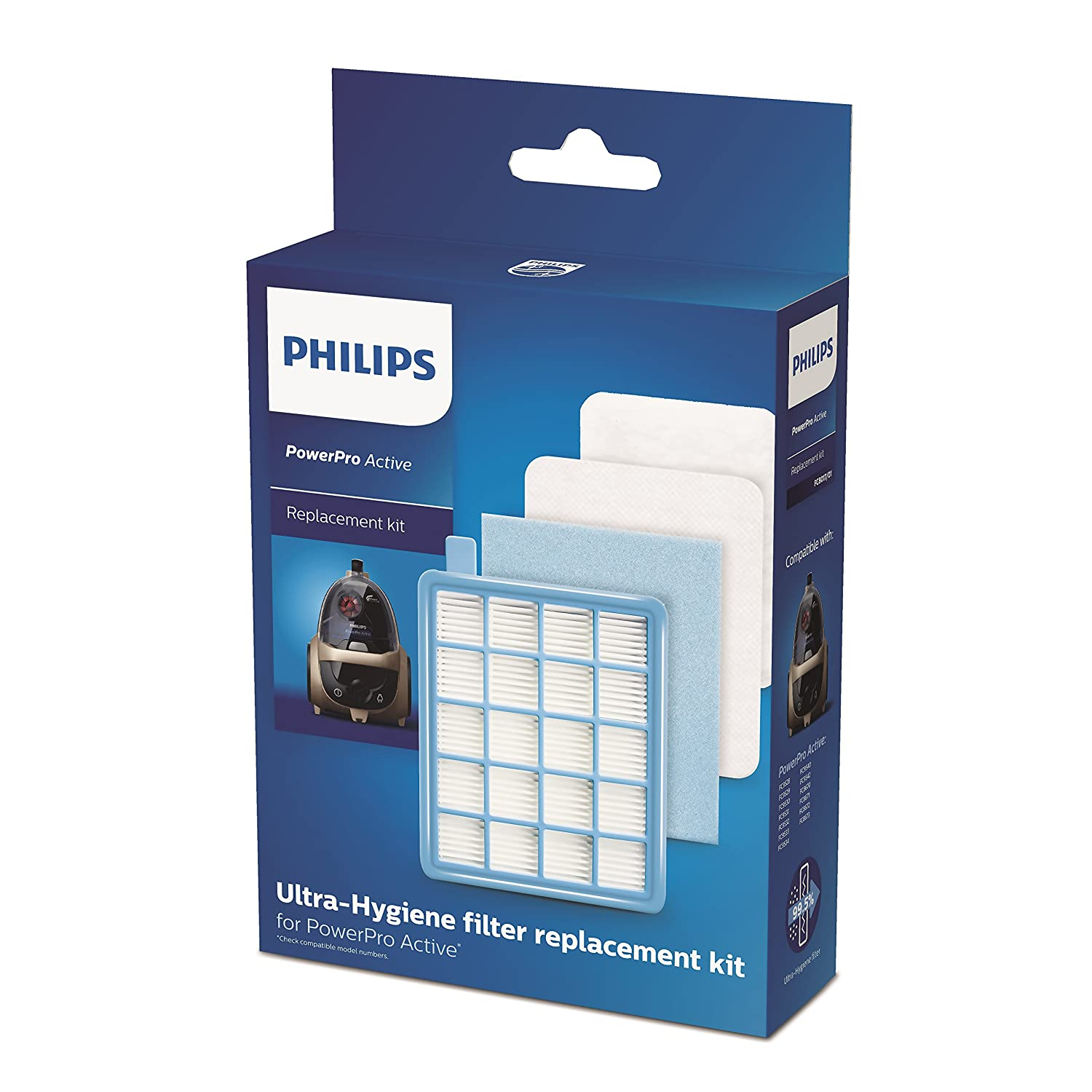 Philips fc8017/01  Power Pro Active ersatzkit