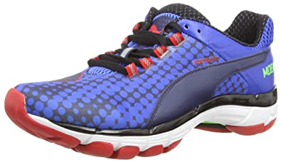 5 Mobium Elite V1 Shoes Running Puma Unisex Adults' Blue Speed wvI7Iqa