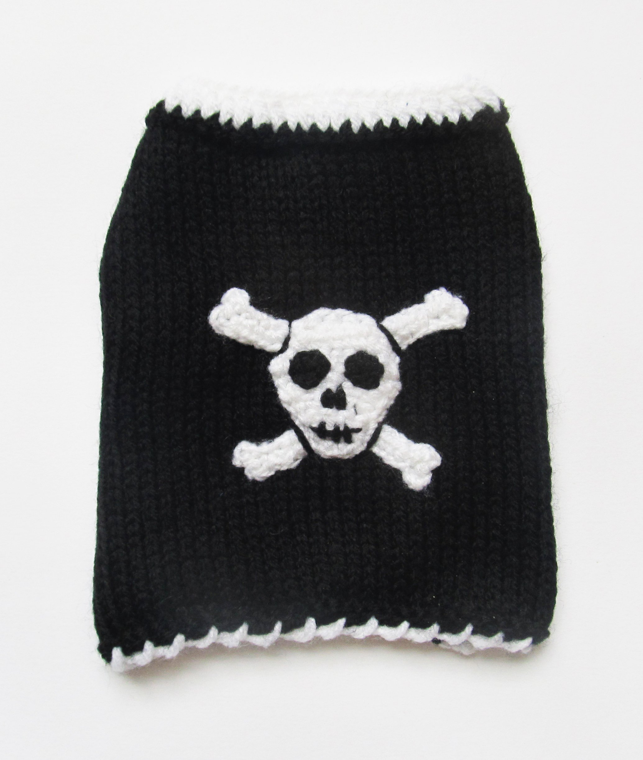 Skull Dog Sweater X Small Dog Clothes Yorkie Clothes Puppy Clothing Pet Apparel Different Sizes (XS)