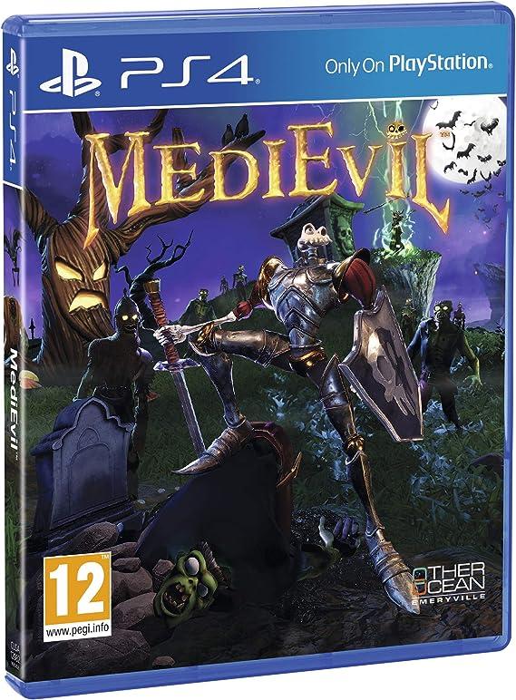 Medievil PS4 - PlayStation 4 [Importación inglesa]: Amazon.es: Videojuegos