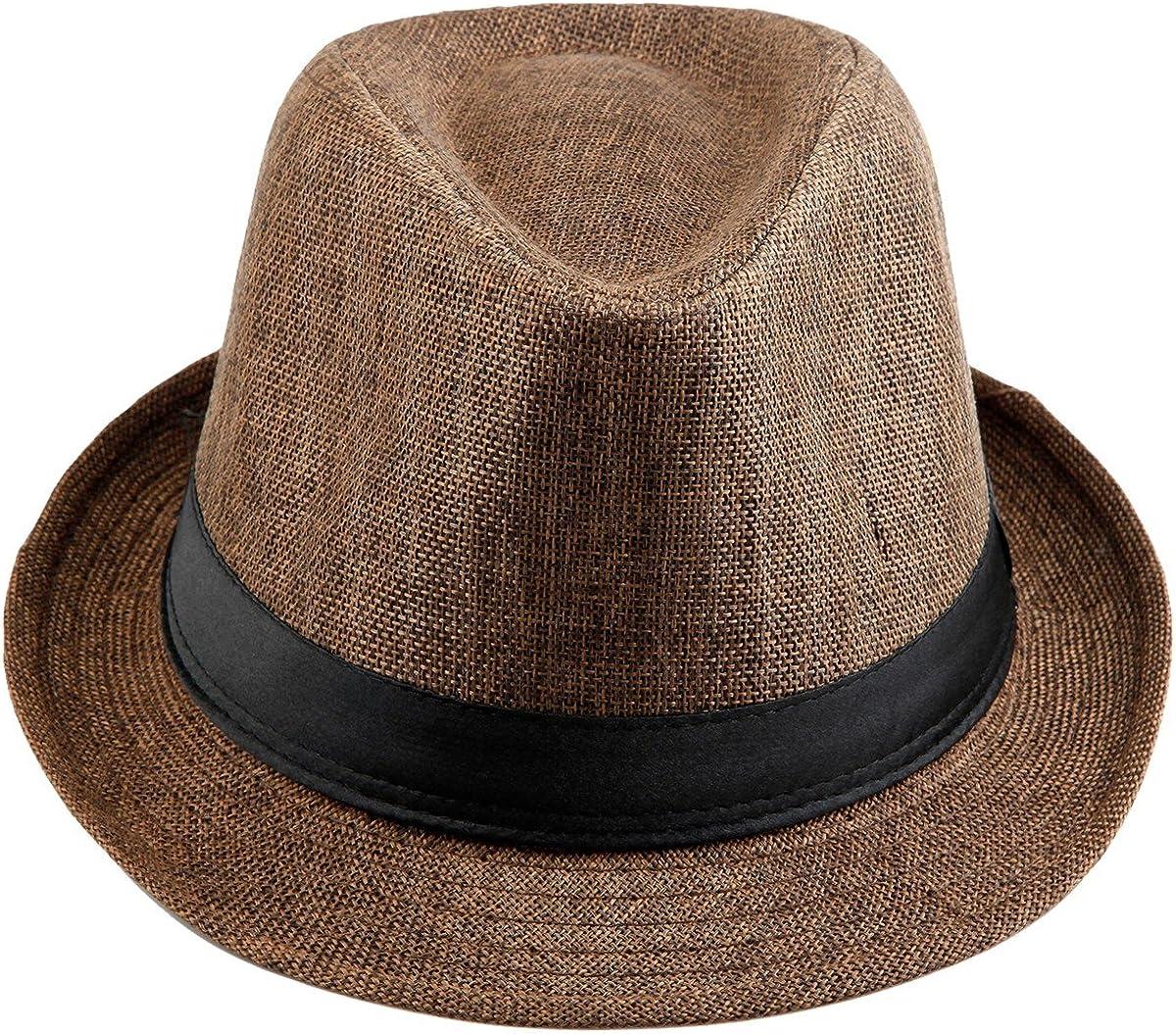 Shanxing - Sombrero de Vestir - para Hombre