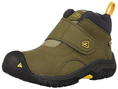 new york 0b3c8 99271 Keen Kids' Kootenay Ii Wp Hiking Boot