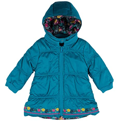 Kenzo Parka chaqueta Reversible, color turquesa: Amazon.es: Bebé