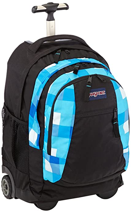 DRIVER UPDATE: JANSPORT TROLLEY
