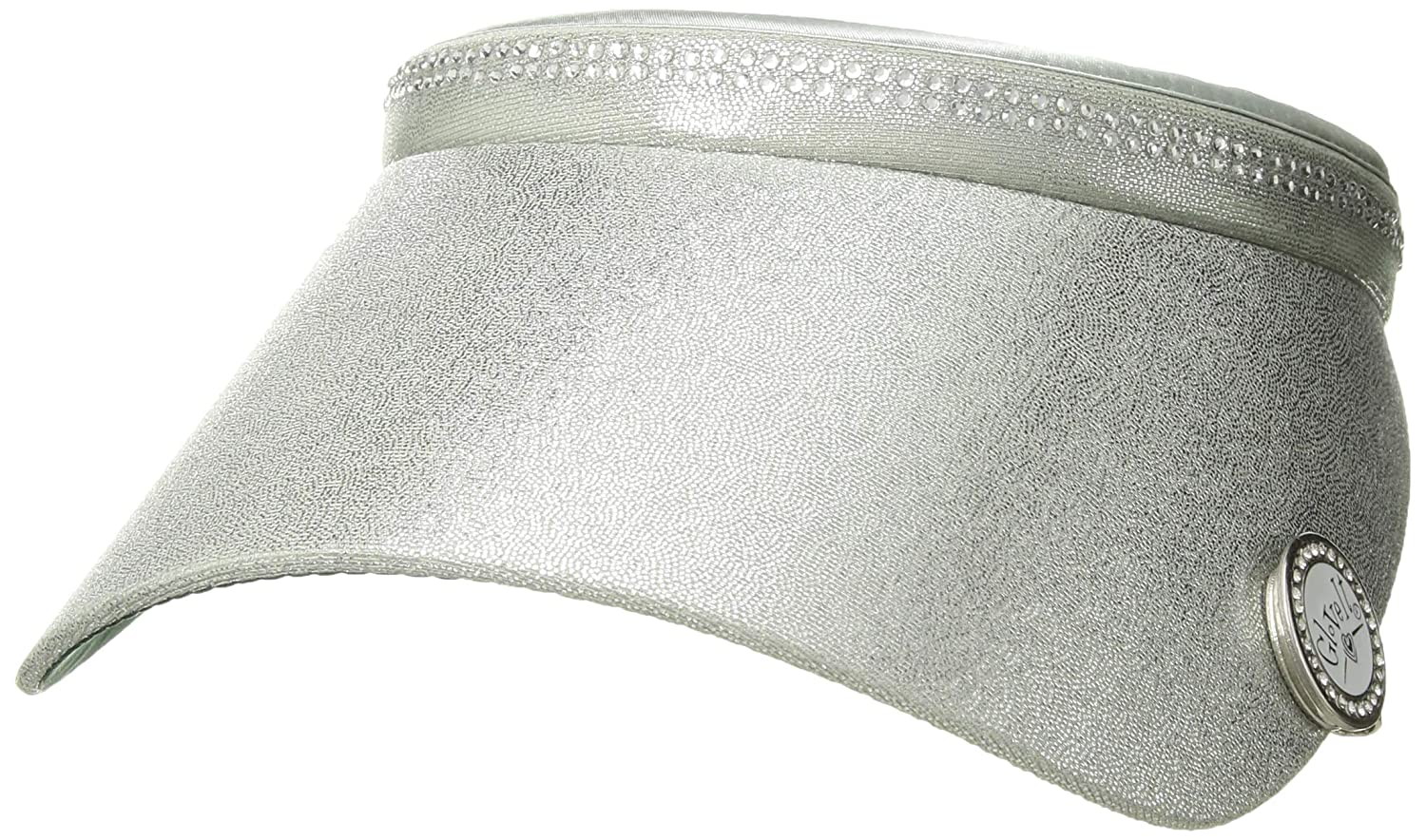 Glove It Women's Bling Visor (Black) VB118