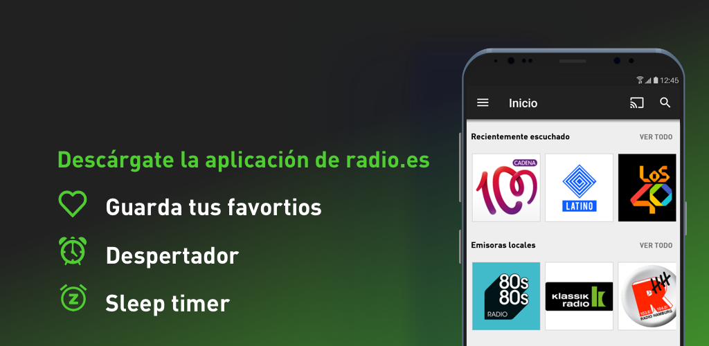 radio.es España - radio y podcast: Amazon.es: Appstore para Android