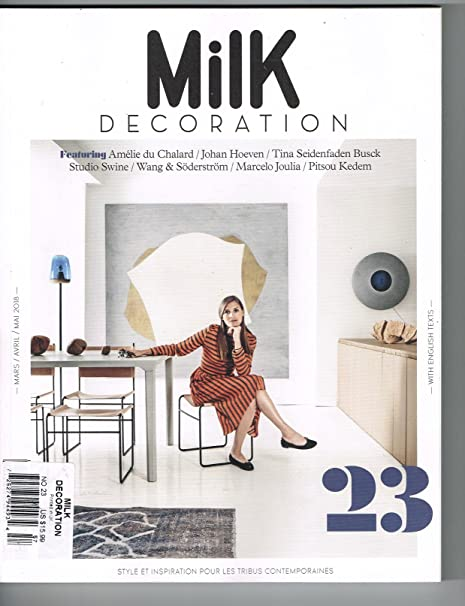 Amazon.: Milk Decoration Magazine   Issue 23 + Magazine Cafe