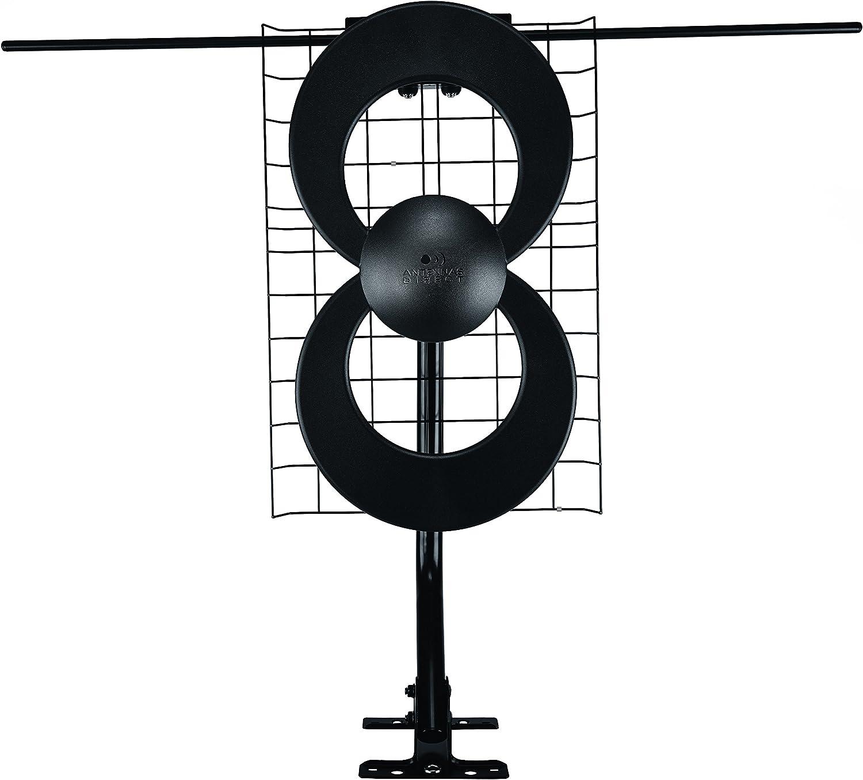 ClearStream ECLIPSE Amplified TV Antenna 50+ Mile Range UHD HD ready NIB