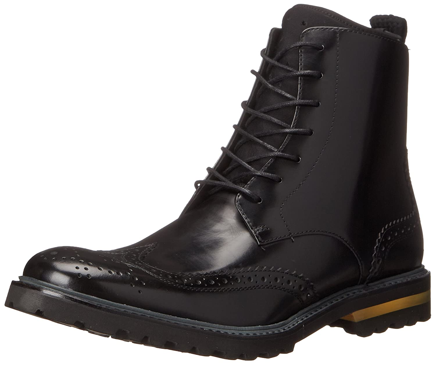 Kenneth Cole New York Men's Click Here Combat Boot