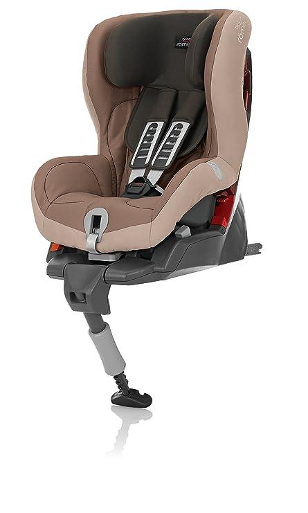 Römer 2000008218 Safefix Plus - Silla de seguridad para coche con enganche Isofix, color gris