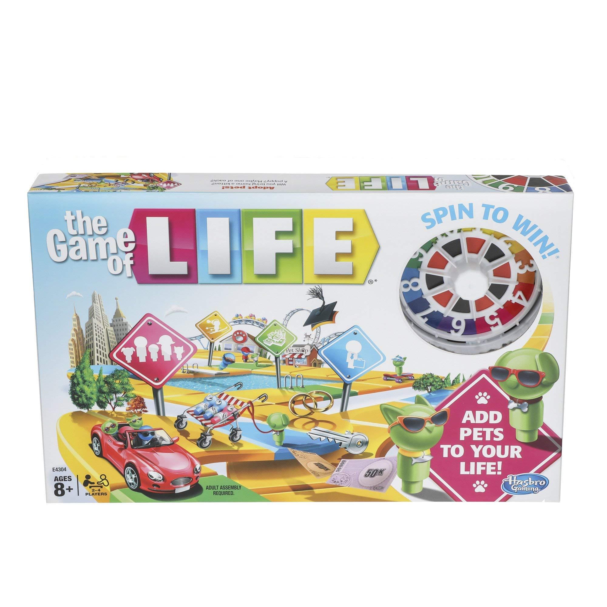 Premium Pack Game of Life (EA)