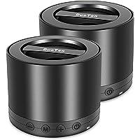 DuoTen Altavoz Inalámbrico Portátil, Altavoz Bluetooth Inalámbrico, Sonido 3D, TWS, Graves Profundos, Radio, Micrófono…