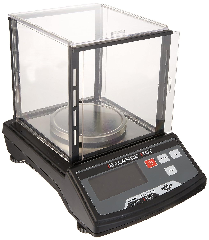 My Weigh SCM101BLACK 195 i101 100g by 0.005g Scale ANCAB