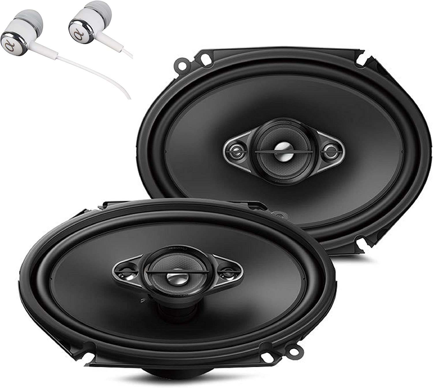 Pioneer Max Power Door Speakers