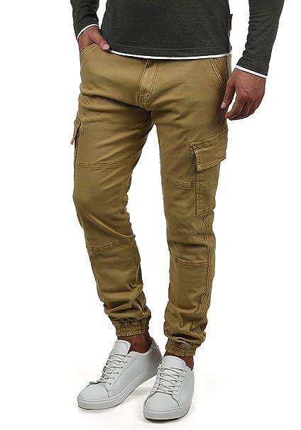 molto carino 53e18 31fb5 Indicode Bromfield - pantaloni cargo da uomo