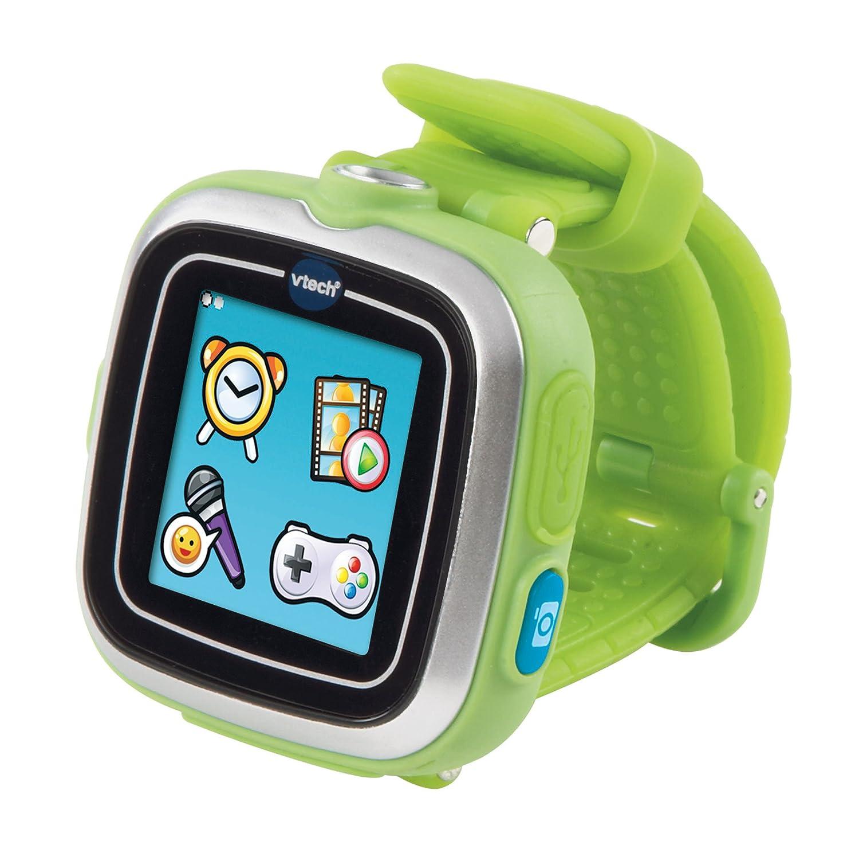 VTech Kidizoom - SmartWatch infantil (128 MB, pantalla de 1.44, resolution:128 x 128 pixeles), color verde - versión alemana pantalla de 1.44 80-155784