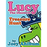 Lucy the Dinosaur: Treasure Hunt (Frederator Books' newest read out loud digital book for 3-6 year olds 7)