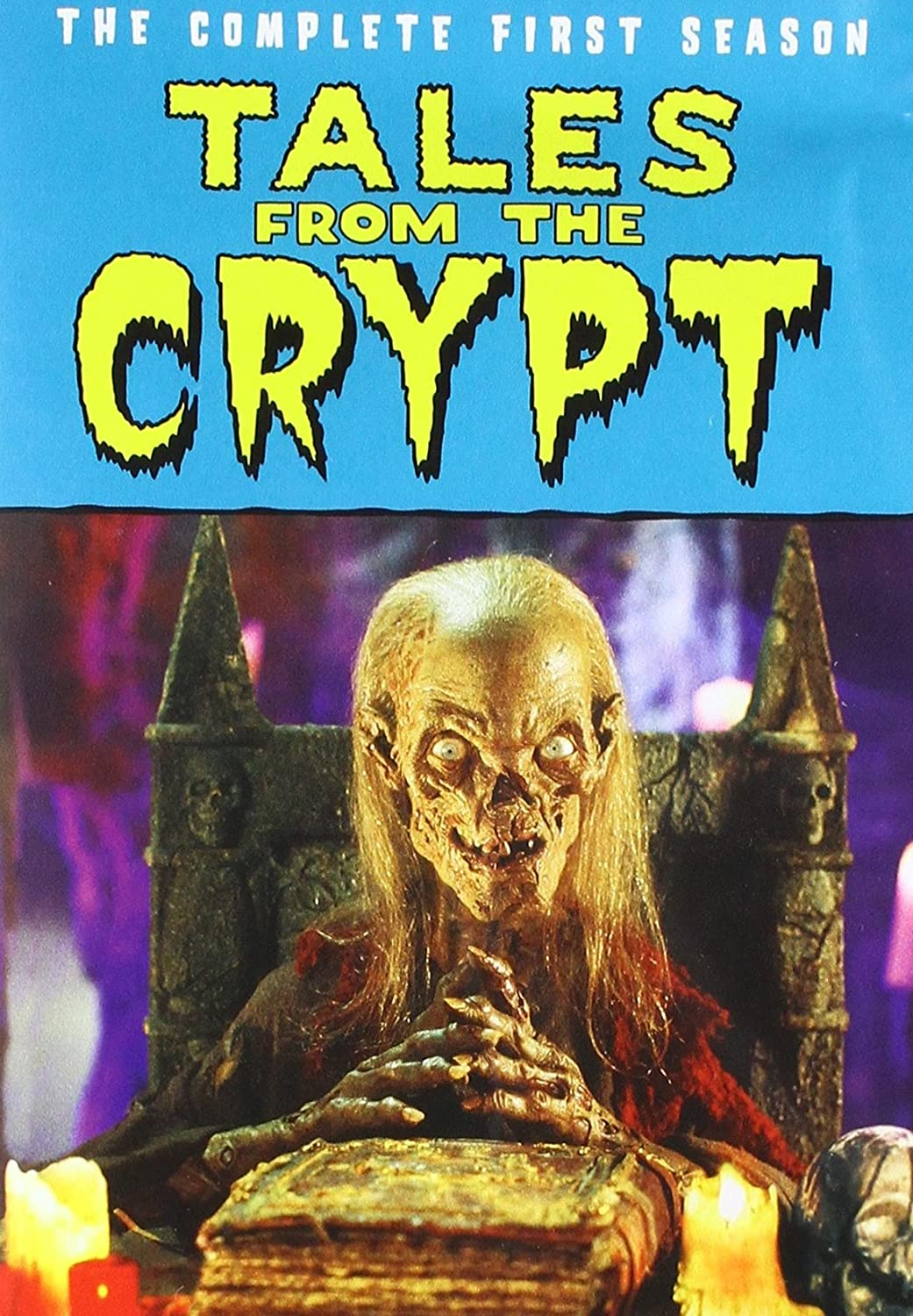 Amazon.com: Tales from the Crypt: The Complete Seasons 1-2 (2-Pack): Various: Movies & TV