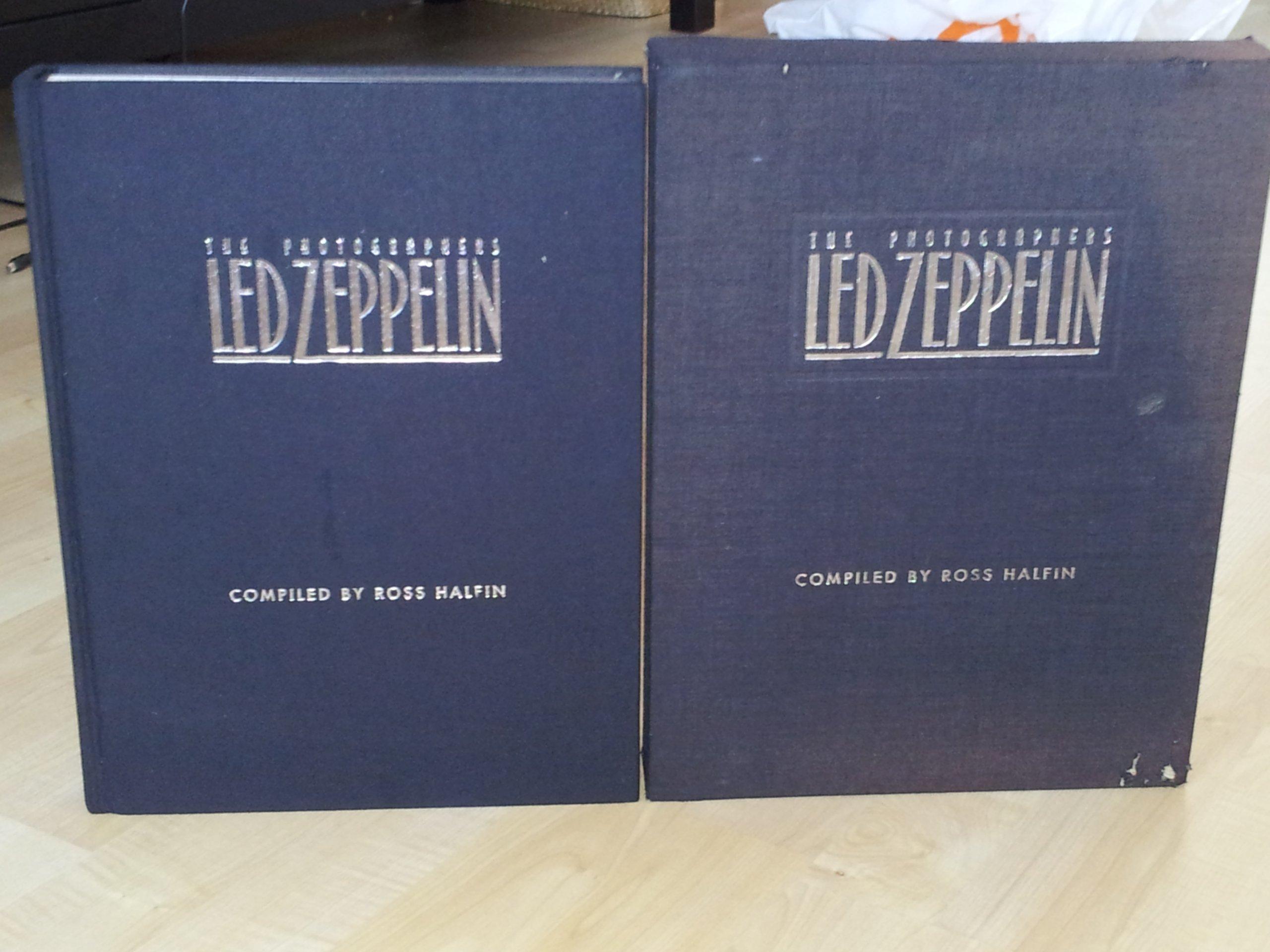 The Photographer's Led Zeppelin