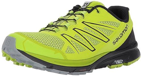 Salomon Sense Marin, Zapatillas de Senderismo para Hombre: Amazon.es: Zapatos y complementos