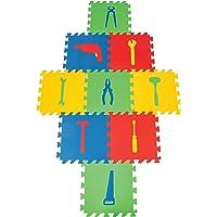 Pilsan Eğitici Polietilen Oyun Matı -Tamir Seti