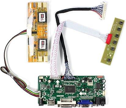Kit for  MT170EN01 V.7 TV+HDMI+VGA+USB LCD LED screen Controller Driver Board