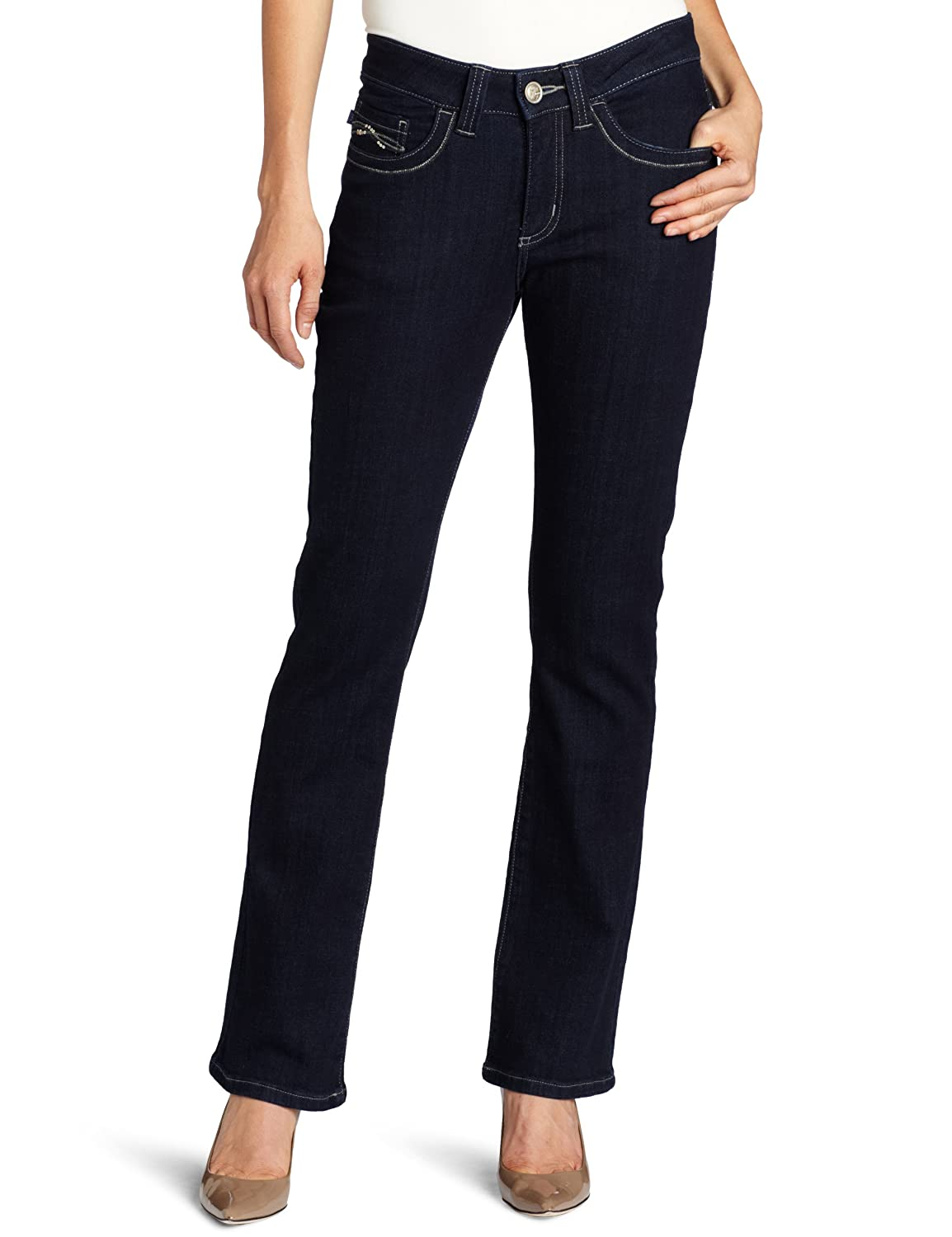 Lee Women's Slender Secret Annabel Bootcut Jean