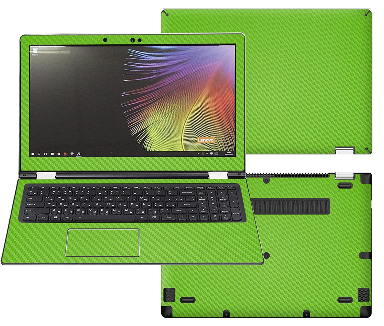 Amazon.com: Decalrus - Protective decal for Lenovo Yoga 510 ...