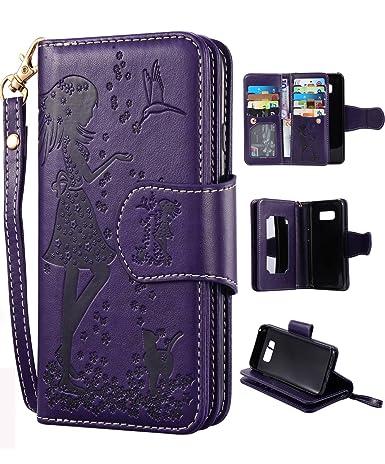 samsung s8 wallet case