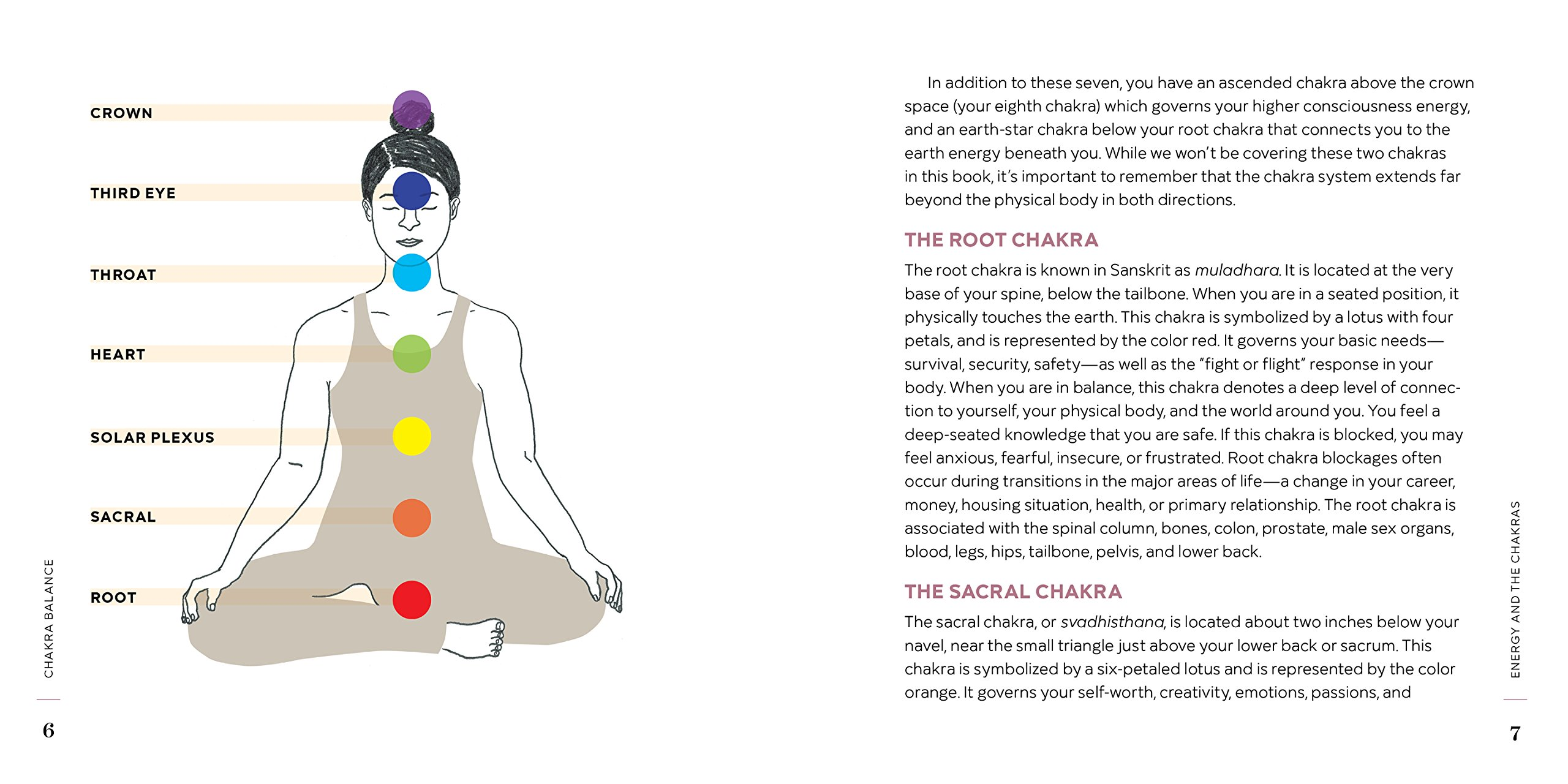 Chakra Balance: The Beginner's Guide to Healing Body and