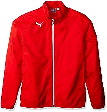 0725af9fd116 Amazon.com  PUMA Men s Rain Jacket  Clothing