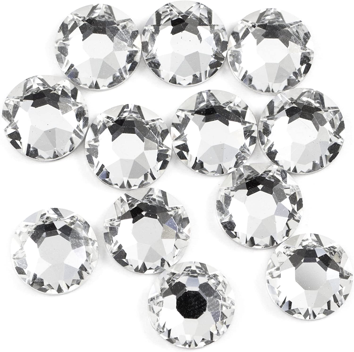 Flat back Crystal 2058 Swar Rhinestone No Hotfix Round SS16 4mm 72 pcs