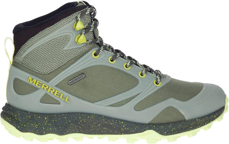 Merrell Women's Altalight Mid Waterproof Hiking Shoe