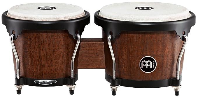 3 opinioni per Meinl Percussion HB100VWB-M- Bonghi in legno, serie Headliner Designer, diametro