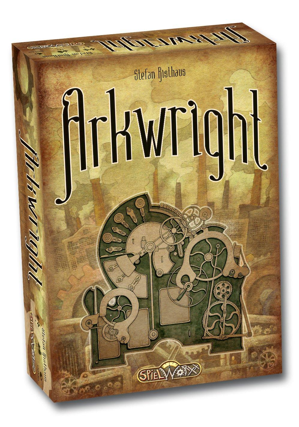 ADC Blackfire Entertainment ADCDE201402 - Arkwright Strategiespiel (deutsch/englische Ausgabe)