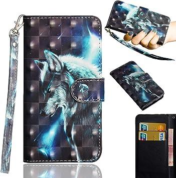 Kihying Funda para Huawei Honor 20 Lite Funda Cáscara Case A Prueba de choques Que Cae PU Cuero 3D Moda Caja del teléfono móvil (Patrón: Amazon.es: Electrónica