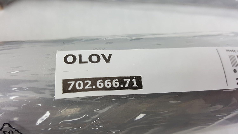IKEA OLOV Adjustable Table Leg SET of 4 Silver Steel X4