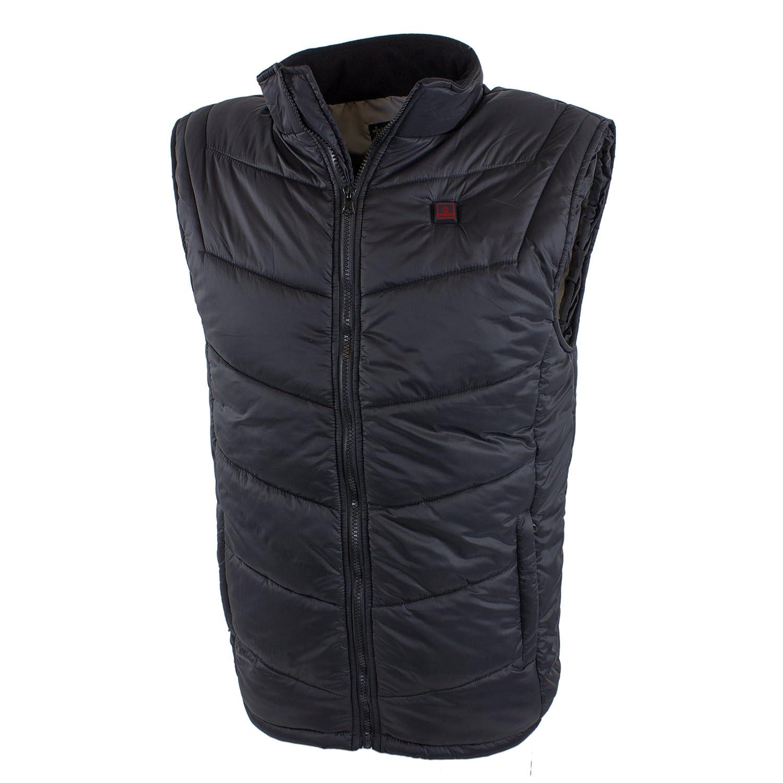 VentureHeat BH-9370 da uomo, riscaldati, batteria Gilet in Nylon Venture Heated Clothing BH-9370-S