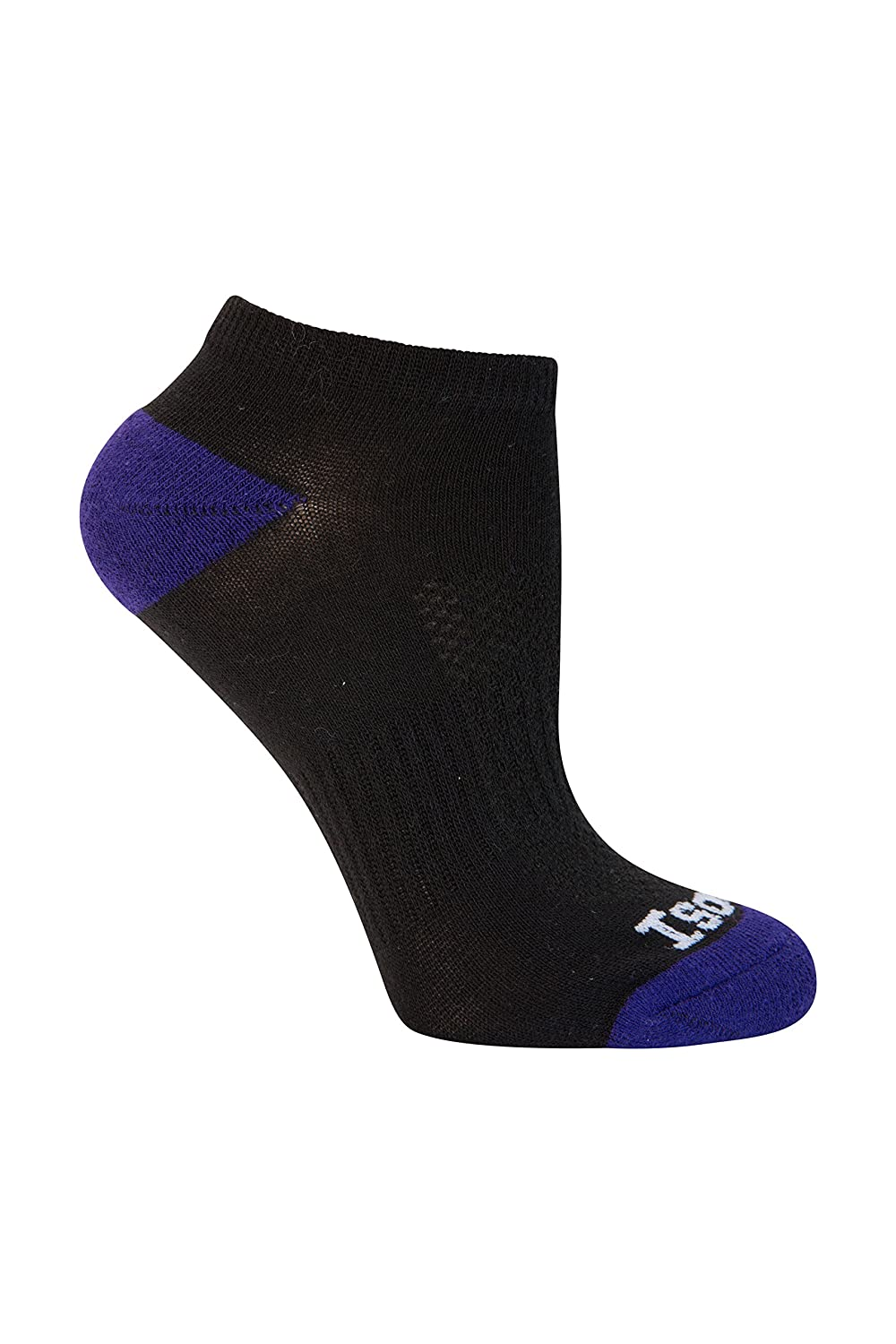 Mountain Warehouse Womens Active Socks with Isocool Polyester to Keep Feet Cool