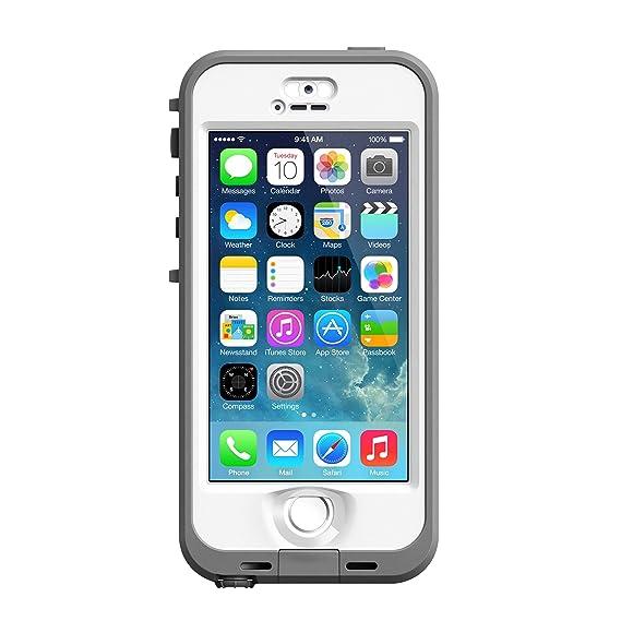 e21cd158420 LifeProof 2107-02 Cover Case Blanco Funda para teléfono móvil - Fundas para  teléfonos móviles