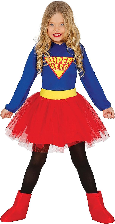 Guirca- Disfraz súper hero, Talla 10-12 años (83227.0): Amazon.es ...