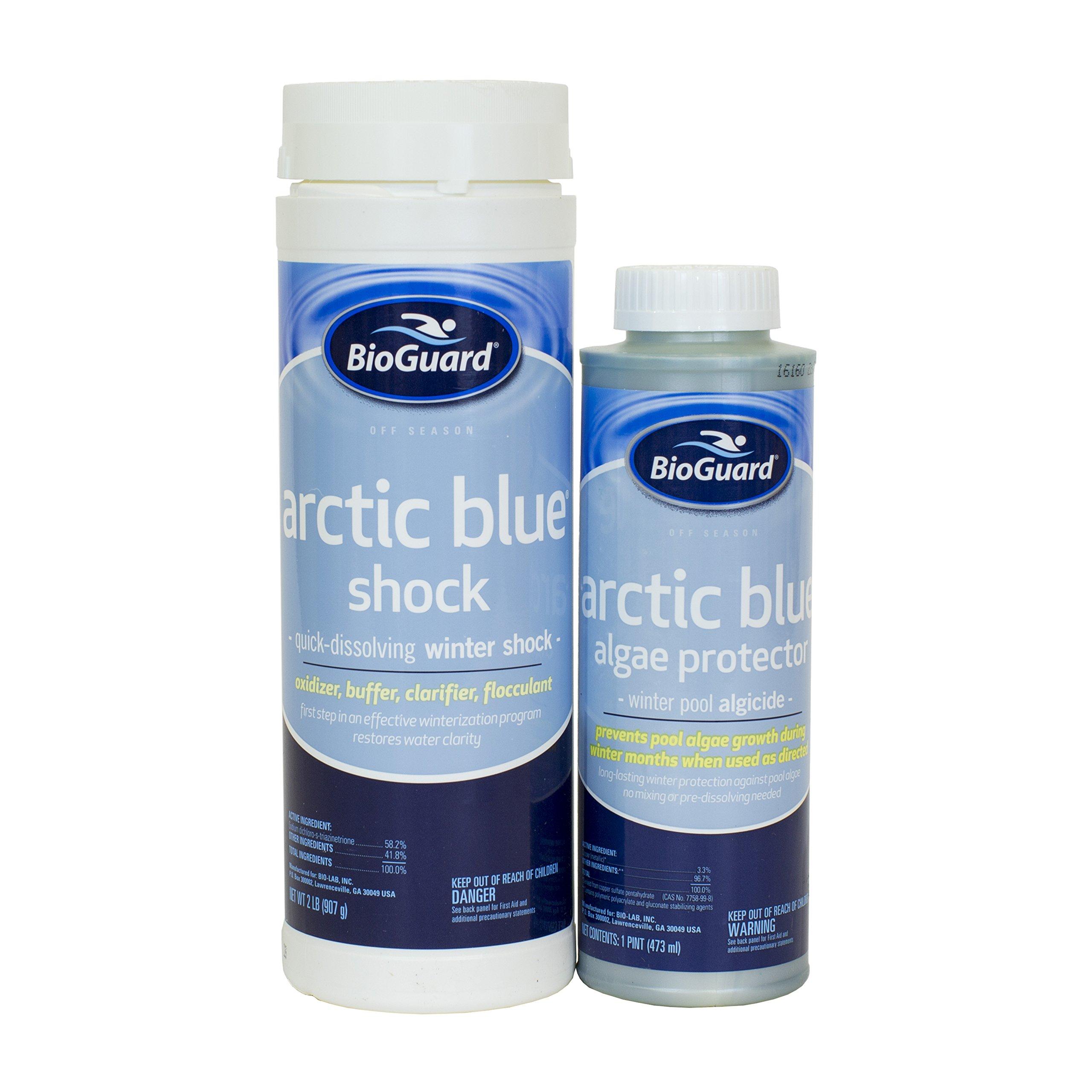 BioGuard Arctic Blue Winter Kit (12K gallons) by BioGuard (Image #1)