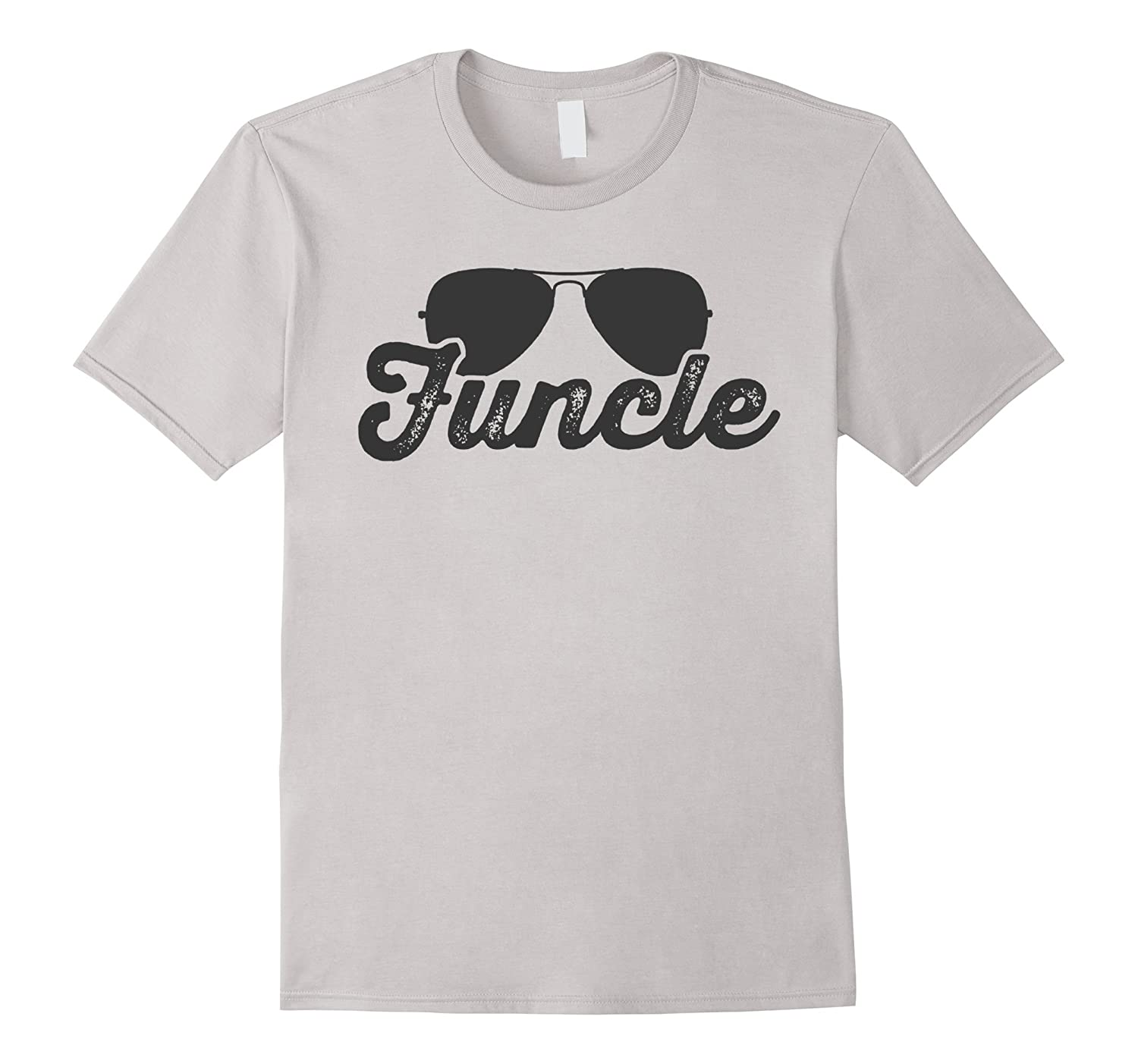 Mens The Funcle T-Shirt, Funcle Definition, Uncle Gifts Christmas-FL