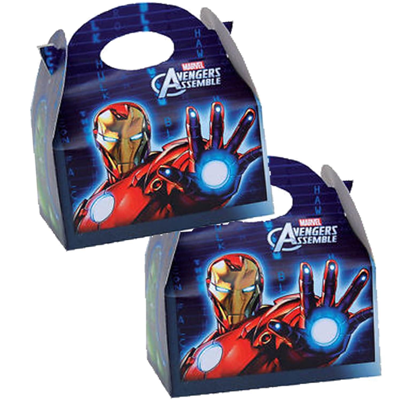 Marvel 4 Cajas de Regalo de cartón * Avengers Assemble ...