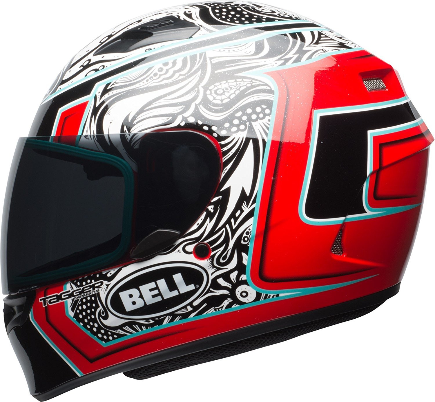 Bell Qualifier Full-Face Motorcycle Helmet Solid Matte Black, XX-Large