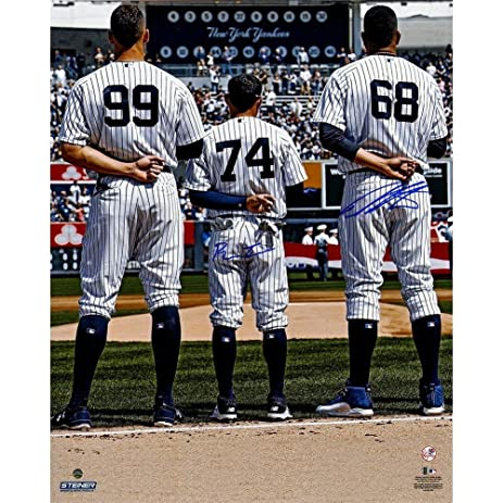 Aaron Judge Ronald Torreyes Dellin Betances